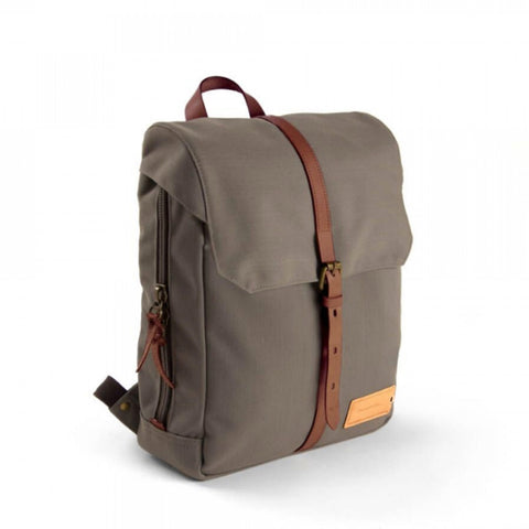 Charlie 12h Backpack moss grey/brown