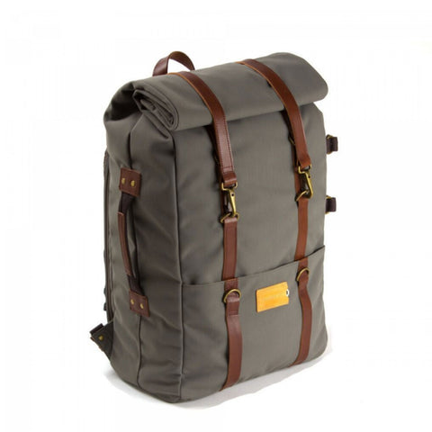 Karl 48h+ Travel Backpack moss grey/brown