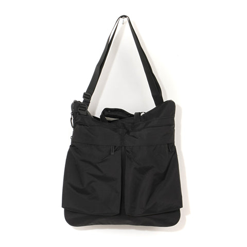 The Tote Bag urban black/olive branch