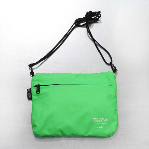 Pssbl Cross Bag urban green