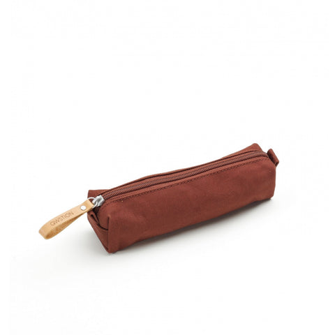 Pencil Pouch organic redwood 0,5L