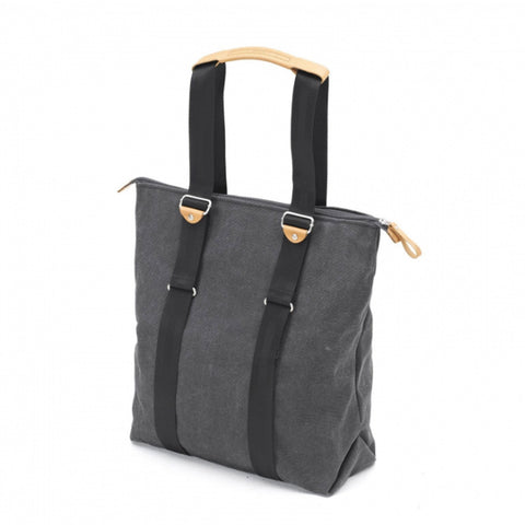 Simple Zipshopper washed black 19L