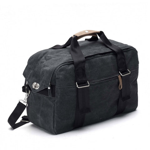 Weekender Backpack washed black 29L