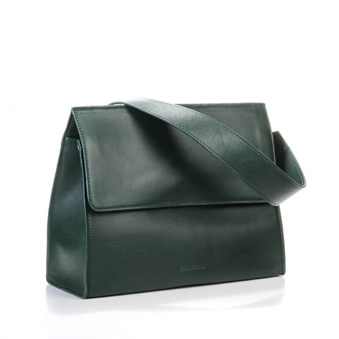 Elite Hand Bag green