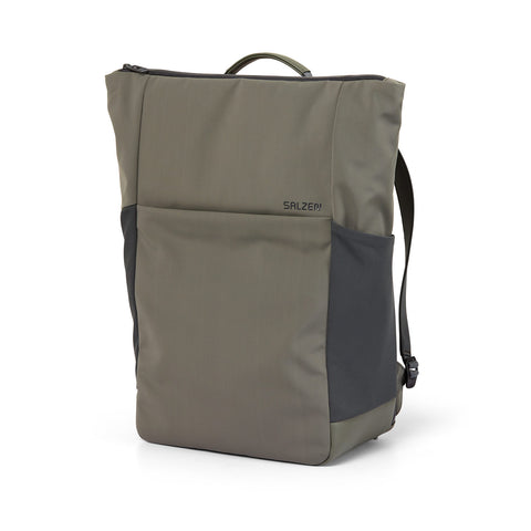 Vertiplorer Plain Backpack olive grey