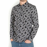 Tue VX AOP Shirt black cosmos
