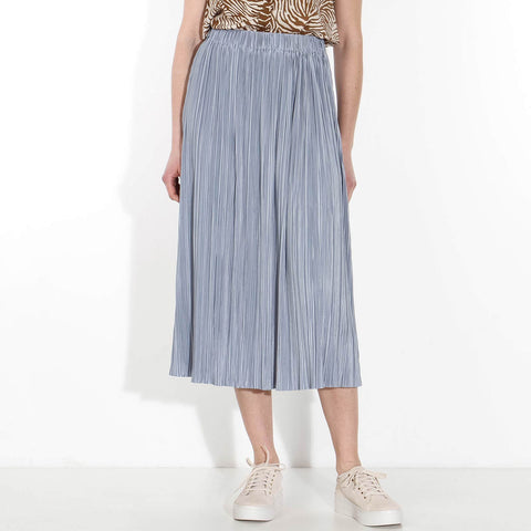 Uma Skirt dusty blue
