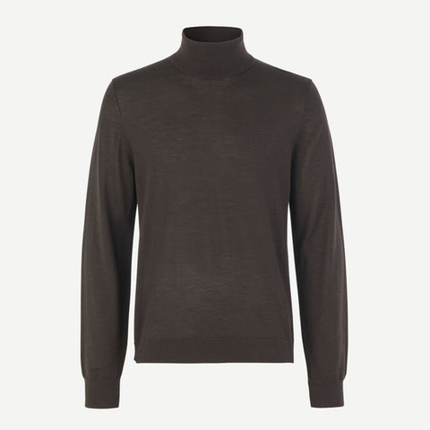 Flemming Turtle Neck Jumper mole