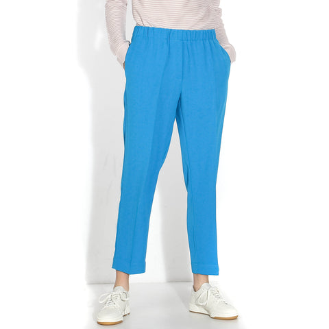 Hoys Pants blue aster