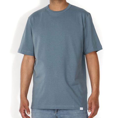 Hugo T-Shirt blue mirage
