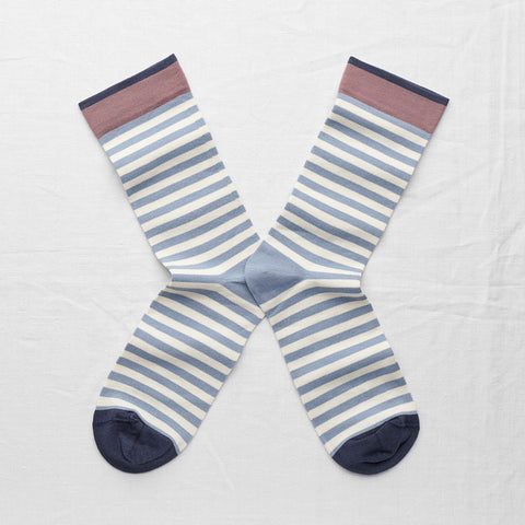 Storm Stripe Socks