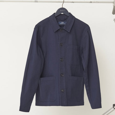 Four Jacket navy blazer