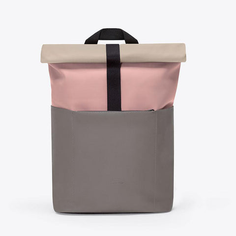 Hajo Mini Lotus Backpack rose/grey