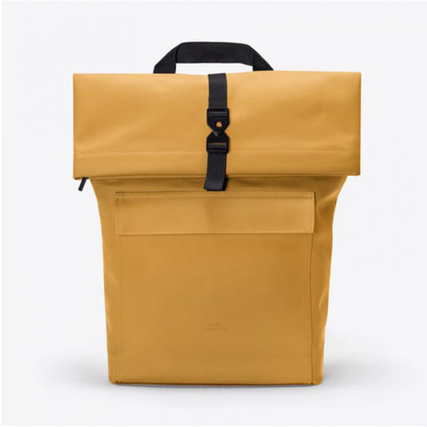 Jasper Lotus Backpack honey mustard