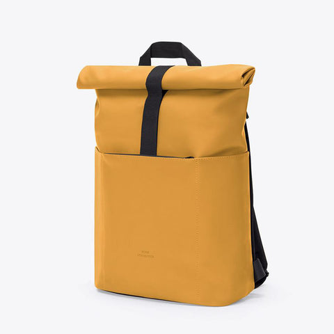 Hajo Mini Lotus Backpack honey mustard