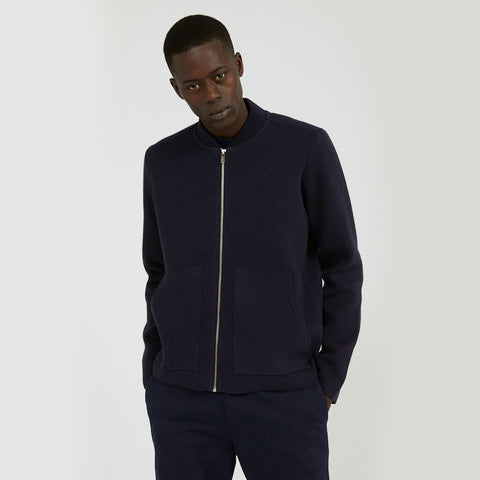 Vaasto Jacket depth navy