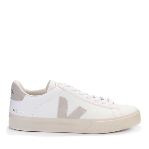 Campo W white/natural suede