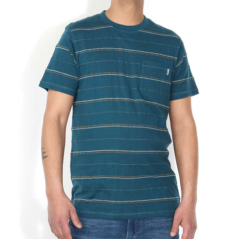 Fergus T-Shirt atlantic green