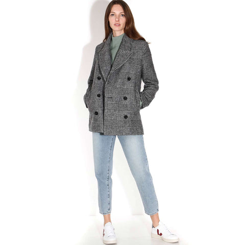 Halo Coat grey
