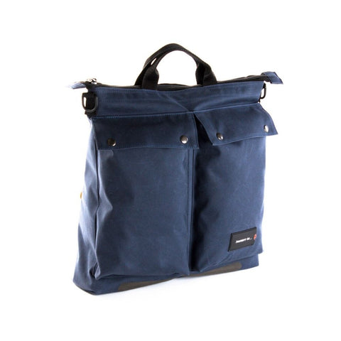 Zoe Helmet Bag navy