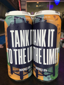Tank it to the Limit 4-Pack