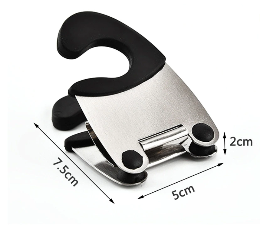 Stainless Steel Pot Clip