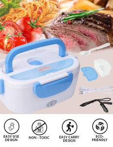 Electric Heated Lunch Box