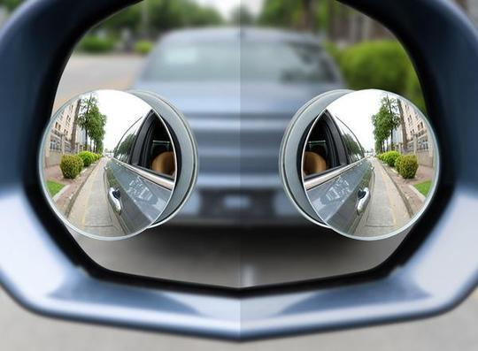 Full View Blind Spot Rearview Mirrors (2pcs)