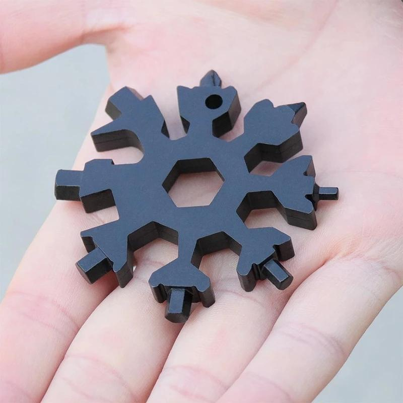 18-in-1 Snowflakes Multi-Tool