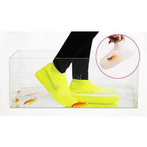 Rain Protection Anti-Slip Soft Shoe Cover