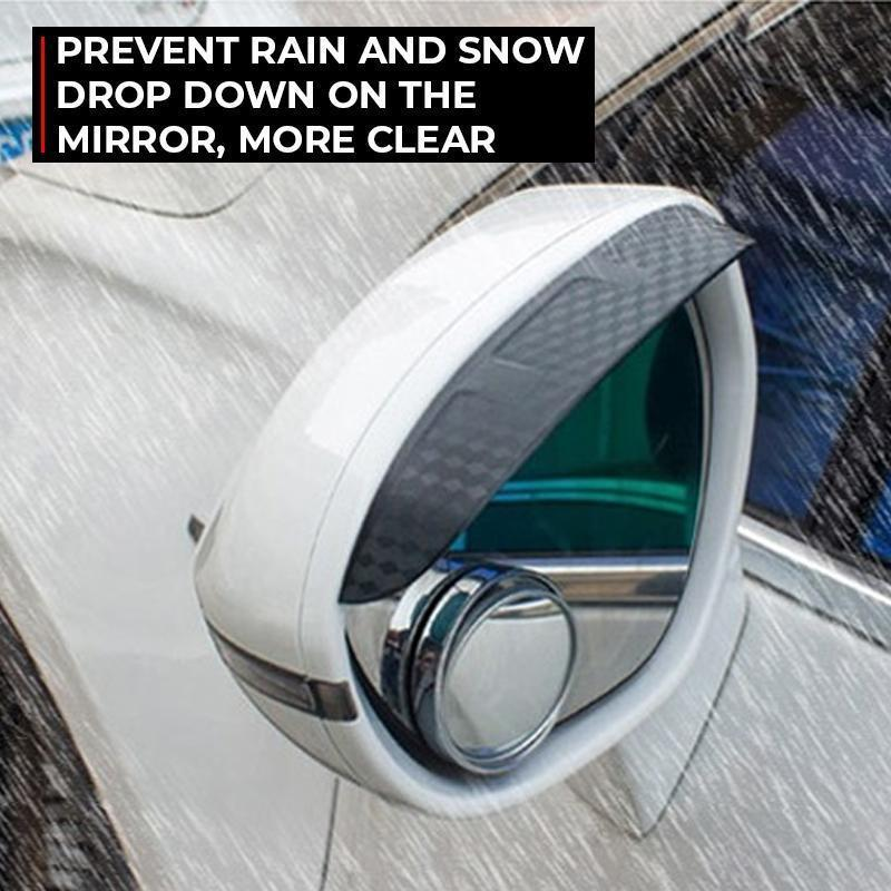 SIDE MIRROR HOODIE™ Anti-rain and Snow Cover