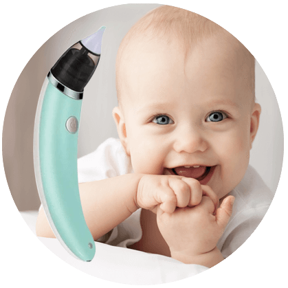 Nasal Aspirator For Children
