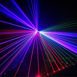 6 Lens Scan Laser Light Line Beam