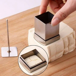 Blossoming Tofu Slicer