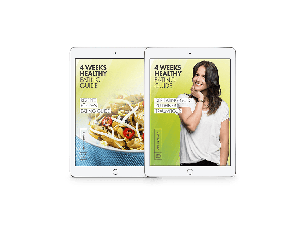 4 WEEKS HEALTHY EATING - Dein Eating-Guide als eBook