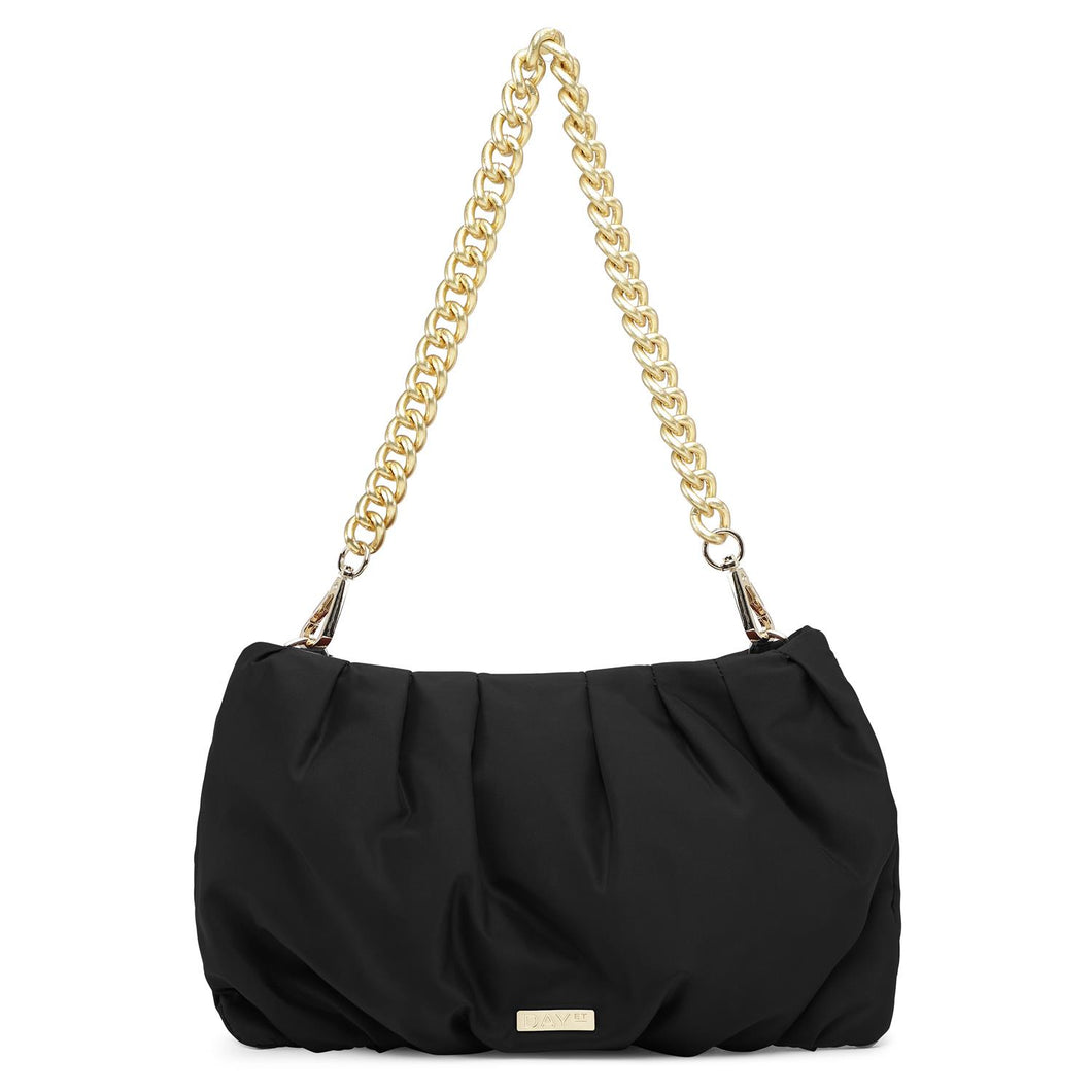 ET Day Party Plication Clutch Black