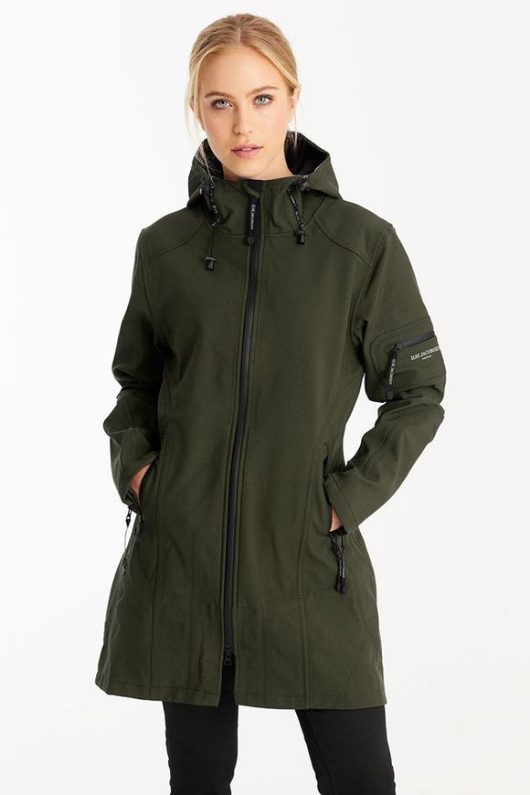 Soft Shell Raincoat