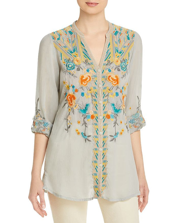 Jazzie Blouse by Johnny Was