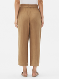 Cotton Lofty Gauze Straight Leg Pant