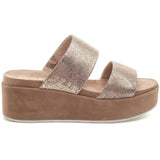 Quincy Slip On Wedge