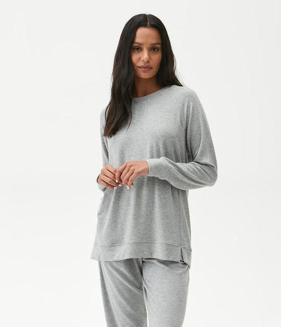 Isla Madison Brushed Jersey Pullover Tunic