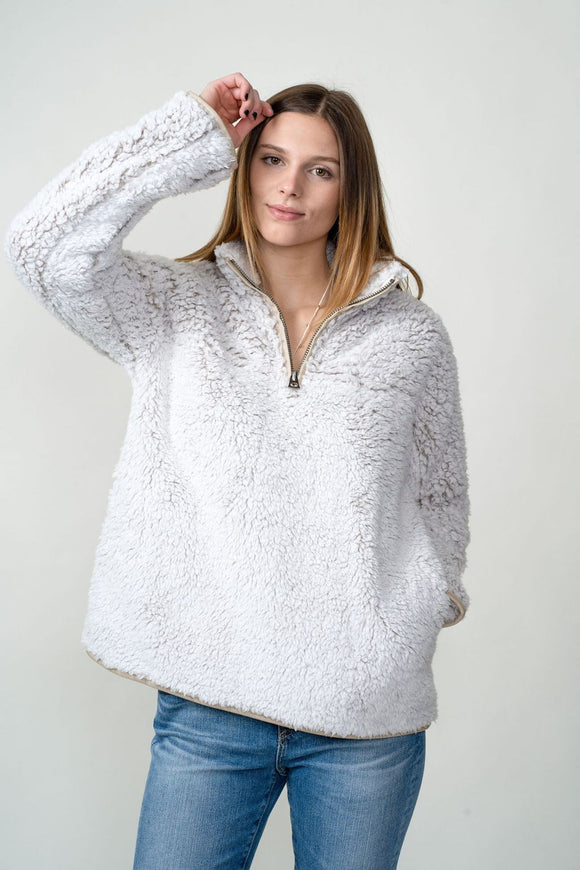 Montana Double Pile Pullover