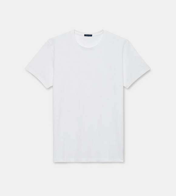 Iconic Pima Cotton Stretch Tee