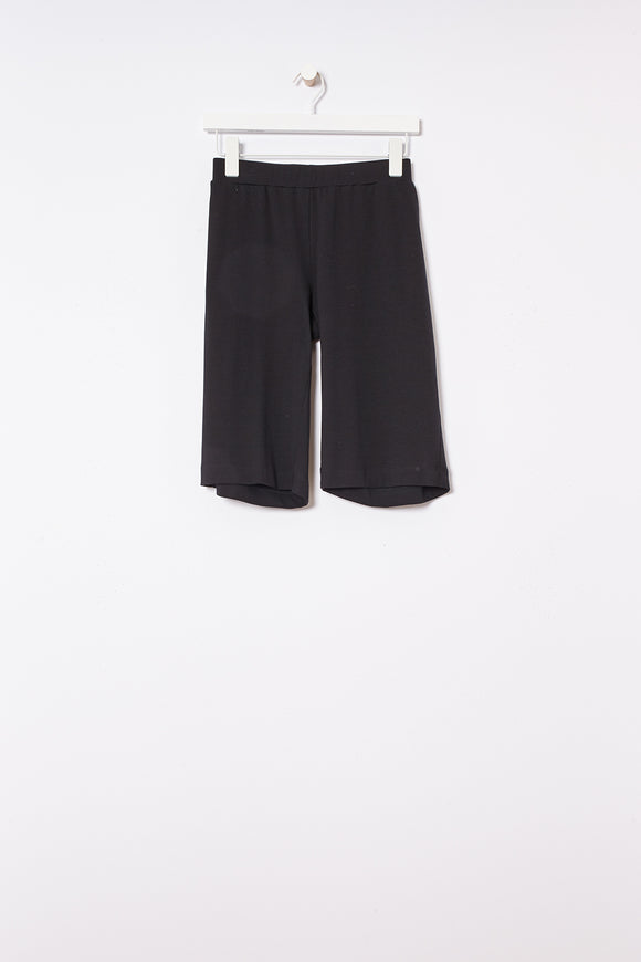 Cotton Stretch Jersey Walking Shorts