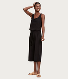 Naya Cotton Modal Wide Leg Jumpsuit