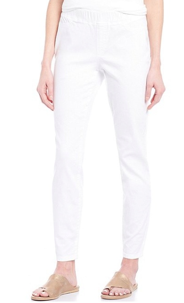 Organic Cotton Stretch Denim Jegging