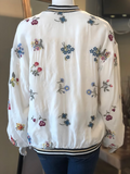 Kitty Reversible Bomber