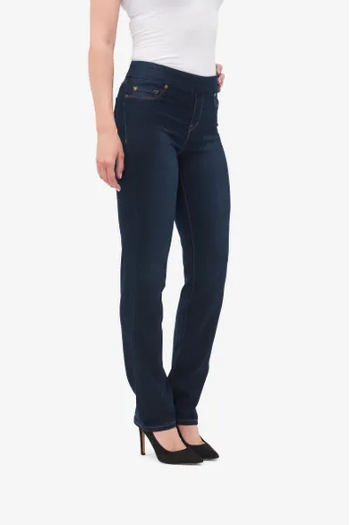 5 Pocket Straight Leg Jean