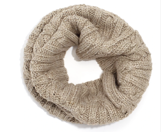Twisted Cable Snood