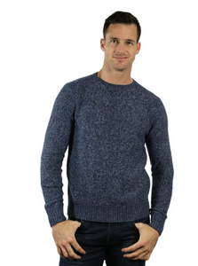 Cashmere Blend Crew - The Mouline
